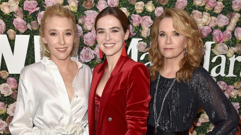 Lea Thompson on her feature film directing debut, working with her daughters
