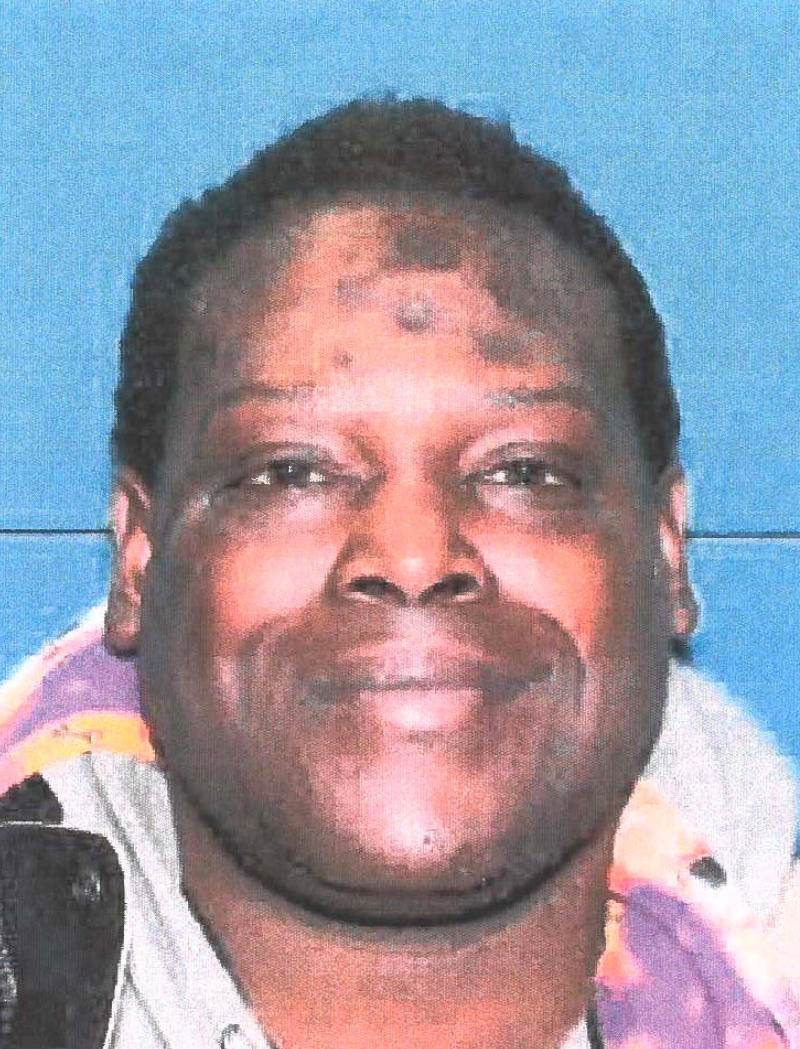A photo released by the Iowa Department of Public Safety of Michael Williams, who was strangled to death and dumped in a ditch.