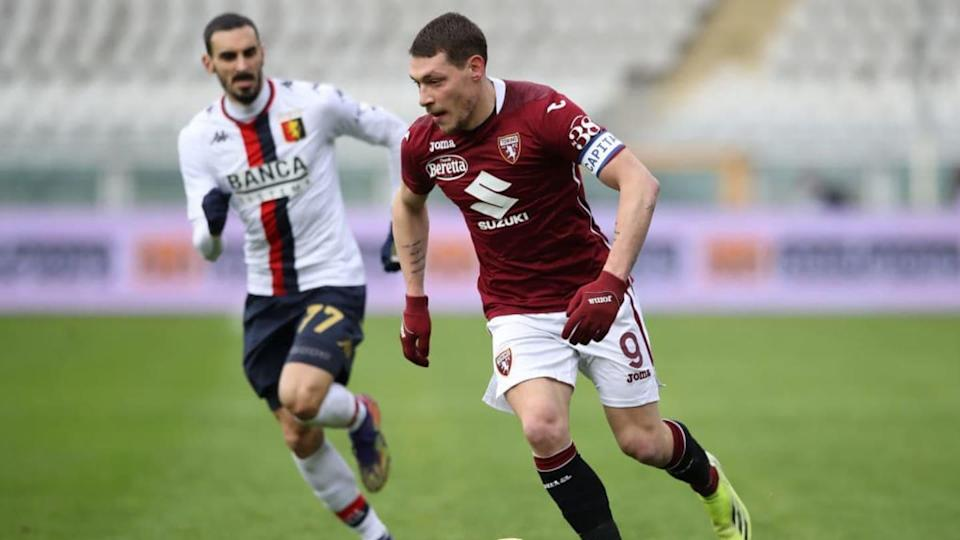 Andrea Belotti | Jonathan Moscrop/Getty Images