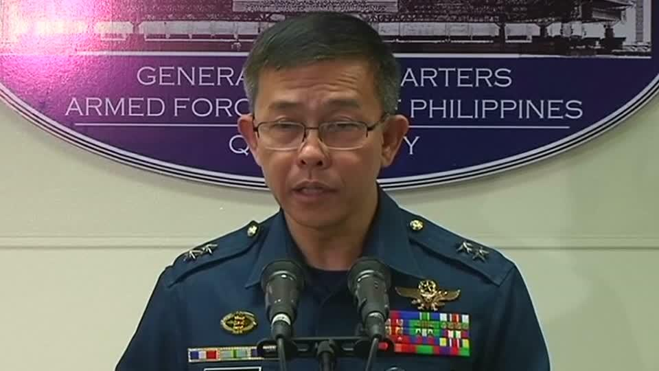 The Philippines' military vows no letup in hunting down and destroying extremist groups loyal to Islamic State, saying Marawi City would be retaken within days after the pivotal killing of two top rebel commanders. Samantha Vadas reports.