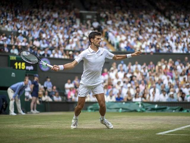 """Maybe when the fans start serenading Novak Djokovic in a Centre Court love-in it will be time for the Serb to call it a day.When he starts receiving the same adoration reserved almost exclusively for Roger Federer in Sunday's epic Wimbledon final, maybe his resolve will soften, his hunger for the fight diminish, his love of """"sticking it to them"""" fade.""""Hopefully, in five years' time I can be hearing the same chants,"""" the 32-year-old Serb said as he signed off his news conference following a five-set win over Federer which sealed a fifth Wimbledon title and 16th Grand Slam crown.Sunday's triumph, in which he saved two match points and soaked up 94 winners off the Federer racket before clawing his way over the line in the longest Wimbledon singles final, confirmed Djokovic as the ultimate tennis anti-hero.Apart from those in his box, it seemed the entire crowd were rooting for Federer. They even booed him near the end when he angrily whacked a court-side microphone.He had the last laugh.While Federer and Rafael Nadal are still swinging their rackets, he will behind them in the popularity stakes.Sheer bloody-mindedness, as well as outrageous talent, is the reason Federer, Nadal and Djokovic, aged almost 38, 33 and 32 respectively, remain out of reach for their pursuers and the reason they share 54 Grand Slam titles, including the last 11.But while Federer paints the court with strokes of magic and the swashbuckling Nadal plays tennis like a superhero, Djokovic is the master of attrition, winning by a thousand cuts.Although he is arguably the best returner the game has ever seen, is the best athlete and has an engaging personality, there is only so much love to go around.For now Djokovic will not care, and if anything will use a perceived lack of fanfare for his incredible feats as fuel to keep collecting Grand Slam titles and move past Federer and Nadal to the top of the all-time list.""""Whether I'm going to be able to do it or not, I don't know. I mean, I'm not really lo"""