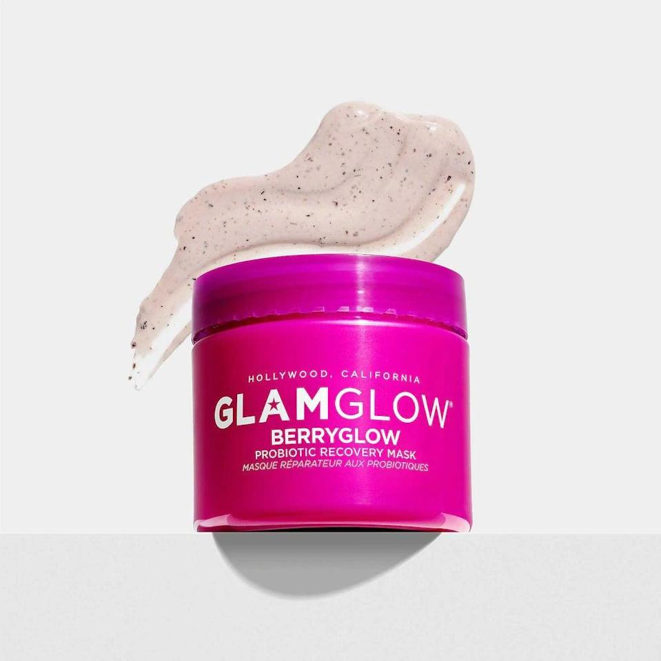 <p>If you have dull skin, try out the <span>GlamGlow BerryGlow Probiotic Recovery Face Mask</span> ($50). It contains antioxidant-rich fruit extracts and probiotics for a little refresh.</p>