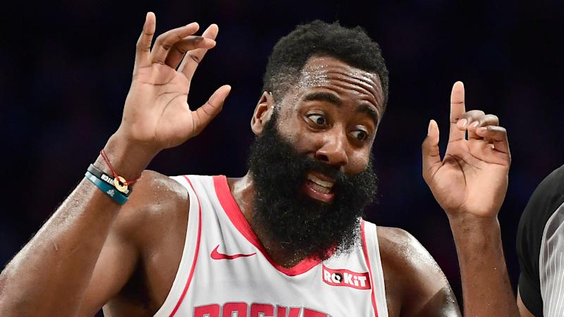 James Harden Fires Back At Giannis After All-Star Game Insult