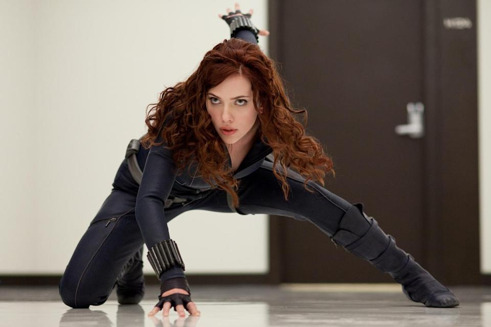 """Played by Scarlett Johansson in """"Iron Man 2,"""" """"Captain America: The Winter Soldier"""" and """"The Avengers 1 & 2,"""" Black Widow has not yet been the focus of her own solo movie."""