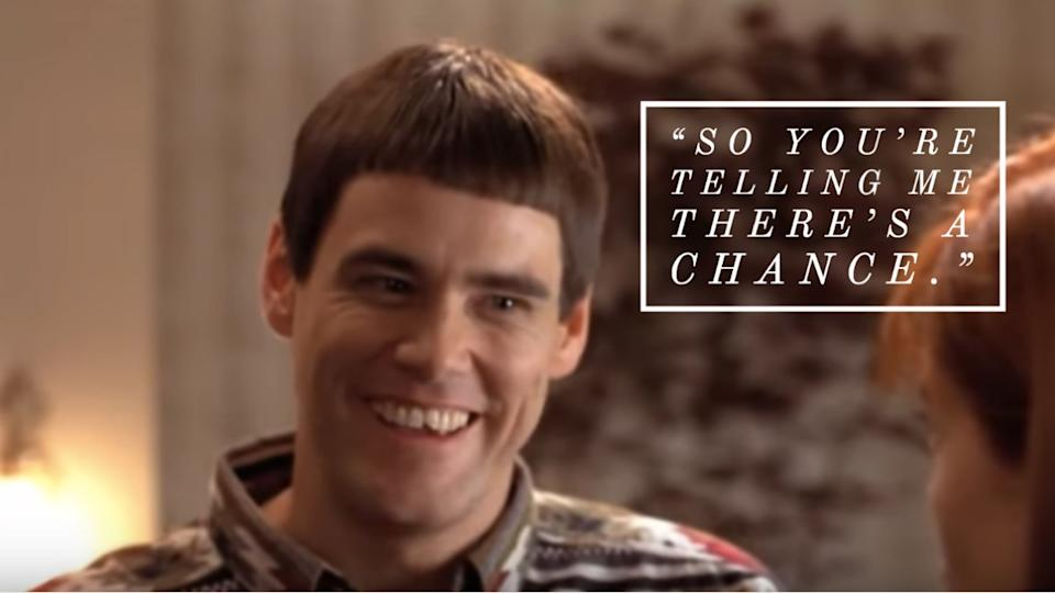 Dumb and Dumber quote