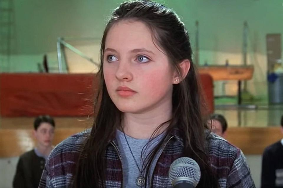 <p>Jessica Campbell as Tammy in Election</p> (Paramount Pictures)