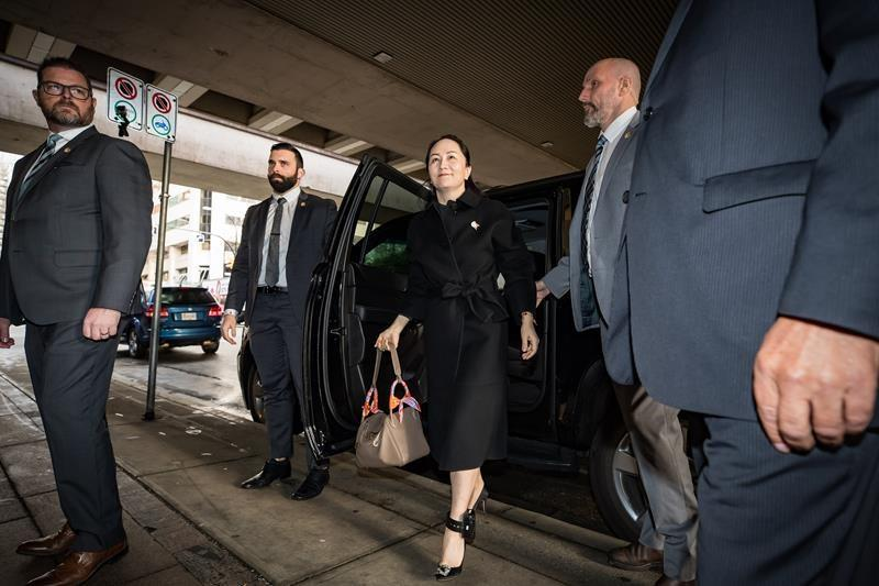 Fraud case against Meng is straightforward, Crown argues at extradition hearing