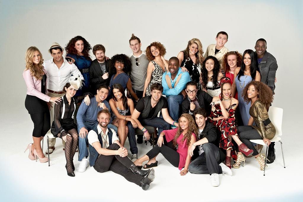 """Auditions ended Thursday night for the tenth season of """"American Idol,"""" and the judges' remaining picks for the Top 24 were revealed. Click through this slideshow to meet all 24 semifinalists."""