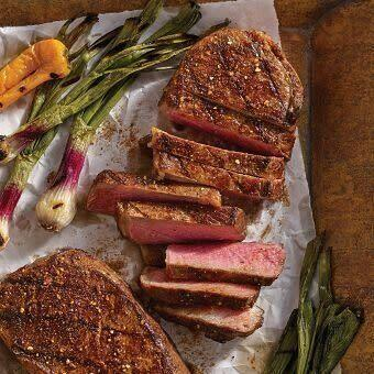 """<strong>How It Works:</strong> A popular choice for gifting, Omaha Steaks offers a wide variety of steaks, burgers, poultry and entrees.<br><strong>Offerings:</strong> Choose from steaks, ranging from rib-eyes to filet mignon, as well as chicken, pork, veal and more.<br><strong>Pricing: </strong>Find <a href=""""https://fave.co/2zCRenl"""" rel=""""nofollow noopener"""" target=""""_blank"""" data-ylk=""""slk:chicken breast for $16 a pound"""" class=""""link rapid-noclick-resp"""">chicken breast for $16 a pound</a> and <a href=""""https://fave.co/2TMrCLJ"""" rel=""""nofollow noopener"""" target=""""_blank"""" data-ylk=""""slk:filet mignon for $38 a pound"""" class=""""link rapid-noclick-resp"""">filet mignon for $38 a pound</a>. Combo boxes of assorted meat <a href=""""https://fave.co/36F8WCP"""" rel=""""nofollow noopener"""" target=""""_blank"""" data-ylk=""""slk:start at $130"""" class=""""link rapid-noclick-resp"""">start at $130</a>, and you can even build your own.<br><strong>How To Try It</strong>: Visit <a href=""""https://fave.co/3d97omV"""" rel=""""nofollow noopener"""" target=""""_blank"""" data-ylk=""""slk:Omaha Steaks"""" class=""""link rapid-noclick-resp"""">Omaha Steaks</a>"""