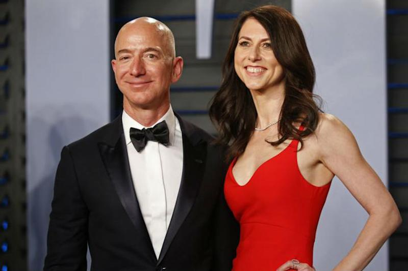 MacKenzie Bezos Joins Twitter to Announce She's Single, Gets Flooded by Proposals to Mingle