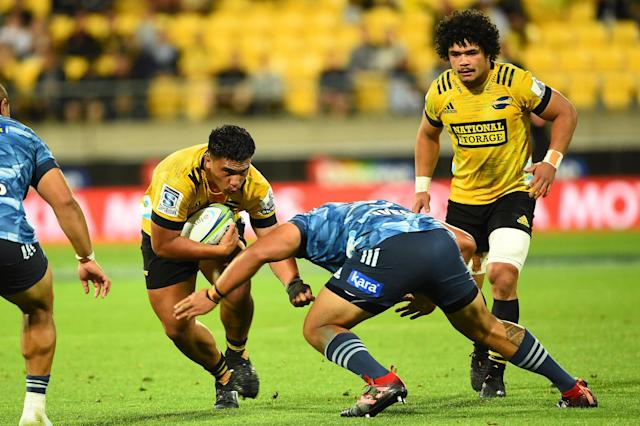 The Blues and Hurricanes are set to face off on opening weekend (Getty Images)