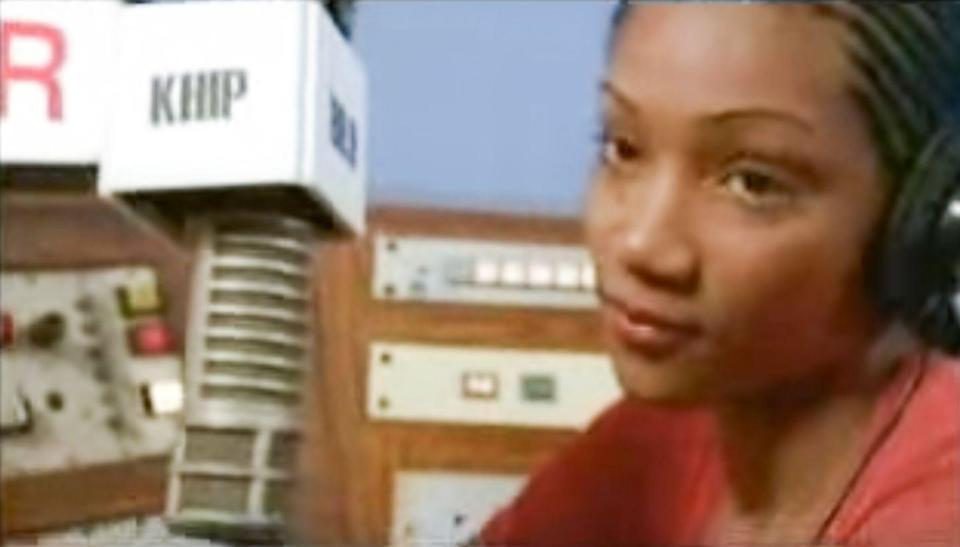 <p>For Haddish's first role, she starred in this drama about a Seattle radio station.</p>