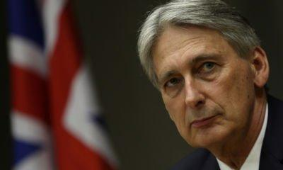 Hammond's £20bn black hole may mean it's time to scrap deficit target, says IFS
