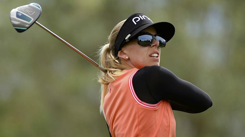 Lindberg takes three-shot lead at ANA Inspiration