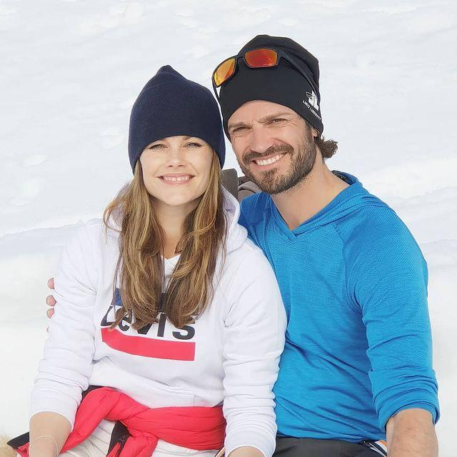"""<p>Living in Sweden, Princess Sofia knows a thing or two about bracing for the cold. She regularly stays stylish and warm with a simple yet adorable winter hat.</p> <p><strong>Get the Look!<br></strong><strong>Will and Bear Levi Mustard, <a href=""""https://willandbear.com/collections/all/products/levi-mustard"""" rel=""""sponsored noopener"""" target=""""_blank"""" data-ylk=""""slk:$50"""" class=""""link rapid-noclick-resp"""">$50</a><br></strong><strong>Asos Mini Fisherman, <a href=""""https://click.linksynergy.com/deeplink?id=93xLBvPhAeE&mid=35719&murl=https%3A%2F%2Fwww.asos.com%2Fus%2Fasos-design%2Fasos-design-mini-fisherman-in-navy%2Fprd%2F20574787&u1=PEO18RegalMothersDayGiftsInspiredbyRealLifeRoyalMomspetitsRoyGal12686606202105I"""" rel=""""sponsored noopener"""" target=""""_blank"""" data-ylk=""""slk:$12"""" class=""""link rapid-noclick-resp"""">$12</a><br></strong><strong>Uniqlo Ribbed Beanie, <a href=""""https://click.linksynergy.com/deeplink?id=93xLBvPhAeE&mid=40462&murl=https%3A%2F%2Fwww.uniqlo.com%2Fus%2Fen%2Fribbed-beanie-433774COL69SIZ999000.html&u1=PEO18RegalMothersDayGiftsInspiredbyRealLifeRoyalMomspetitsRoyGal12686606202105I"""" rel=""""sponsored noopener"""" target=""""_blank"""" data-ylk=""""slk:$10"""" class=""""link rapid-noclick-resp"""">$10</a></strong></p>"""