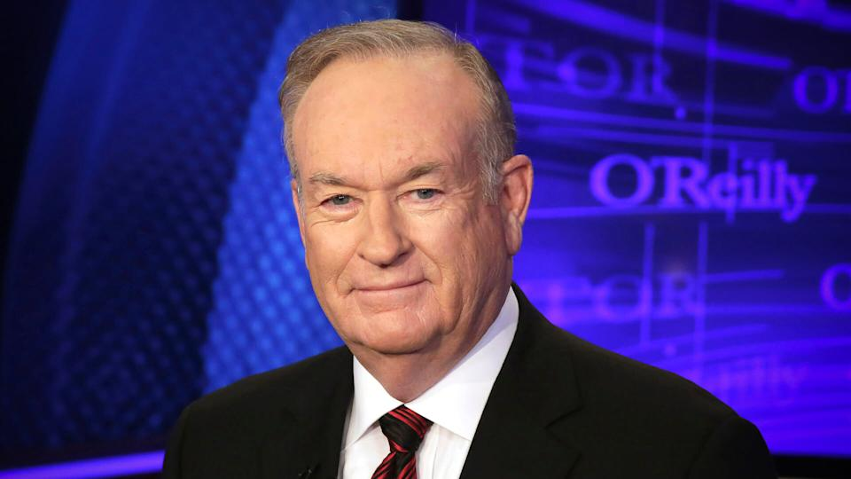 "Richard Drew/AP/REX/ShutterstockBill O'Reilly of the Fox News Channel program ""The O'Reilly Factor,"" poses for photos in New York."
