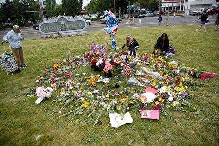 Trump condemns 'unacceptable' racially charged Portland attack