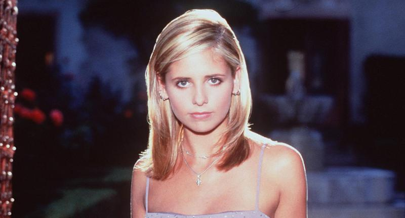 Buffy The Vampire Slayer. (Getty Images)