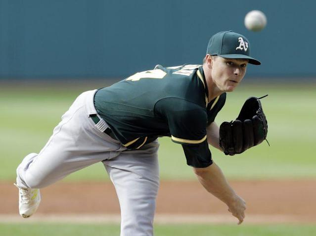 Sonny Gray can help the Yankees right now and for years to come. (AP)