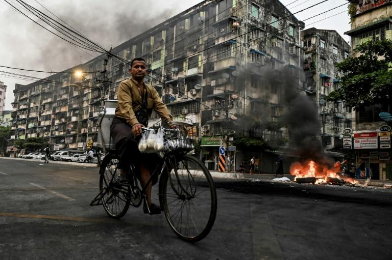 More than 520 civilians have died as the military cracks down on anti-coup protests in Myanmar