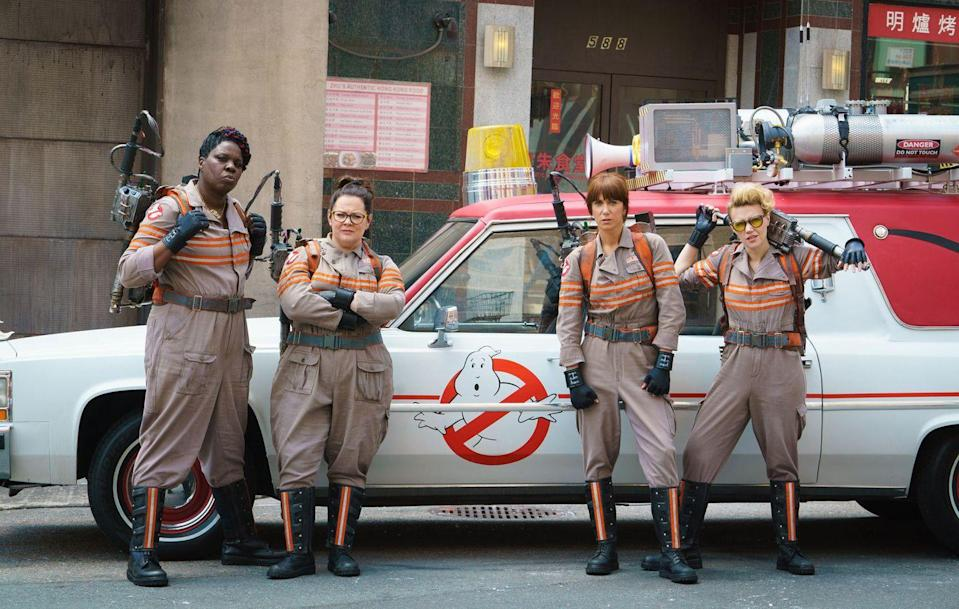 <p>Welcome to the world, little baby! This year has been a horror show enough on its own, but if you're gonna crawl your baby body into a movie theater, you should start your life off right by seeing the best reboot ever made. </p>