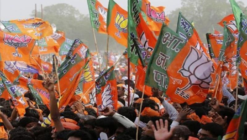 Mega BJP Convention of Workers in Bhopal Enters 'World Book of Records'