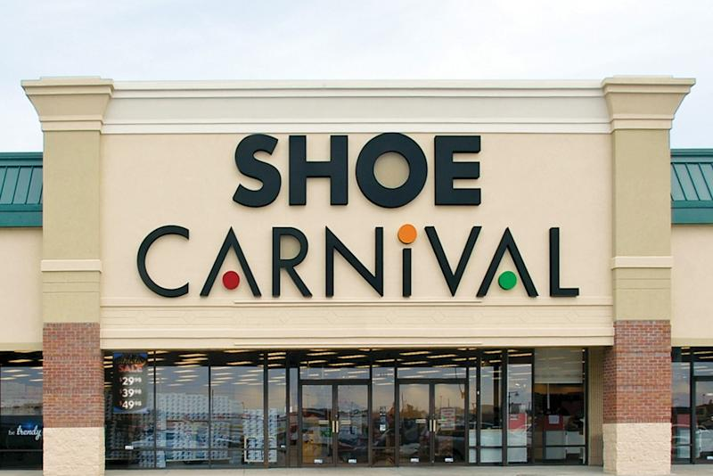 Shoe Carnival Sales Miss the Mark, Retailer Reaffirms Outlook