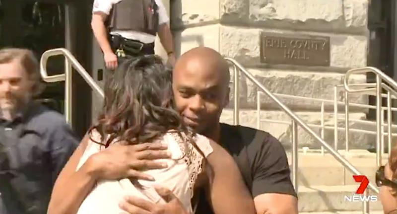 Valentino Dixon was freed after a long campaign