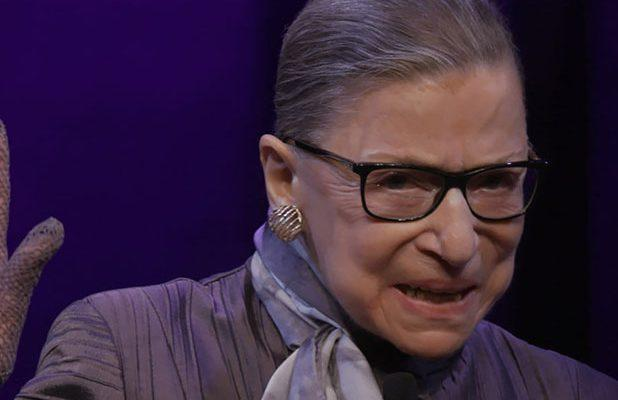 'RBG' Filmmakers Give Update on Ruth Bader Ginsburg's Health After Emmys Win