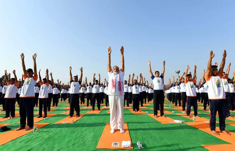 narendra modi, pm modi, prime minister narendra modi, yoga day, international yoga day, yoga day 2019, international yoga day 2019, yoga, importance of yoga, india news, Indian Express
