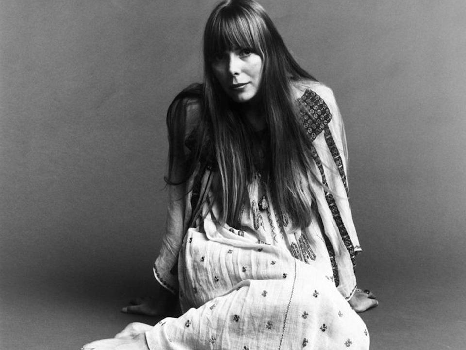 Joni Mitchell turns 70 his year (Getty Images)