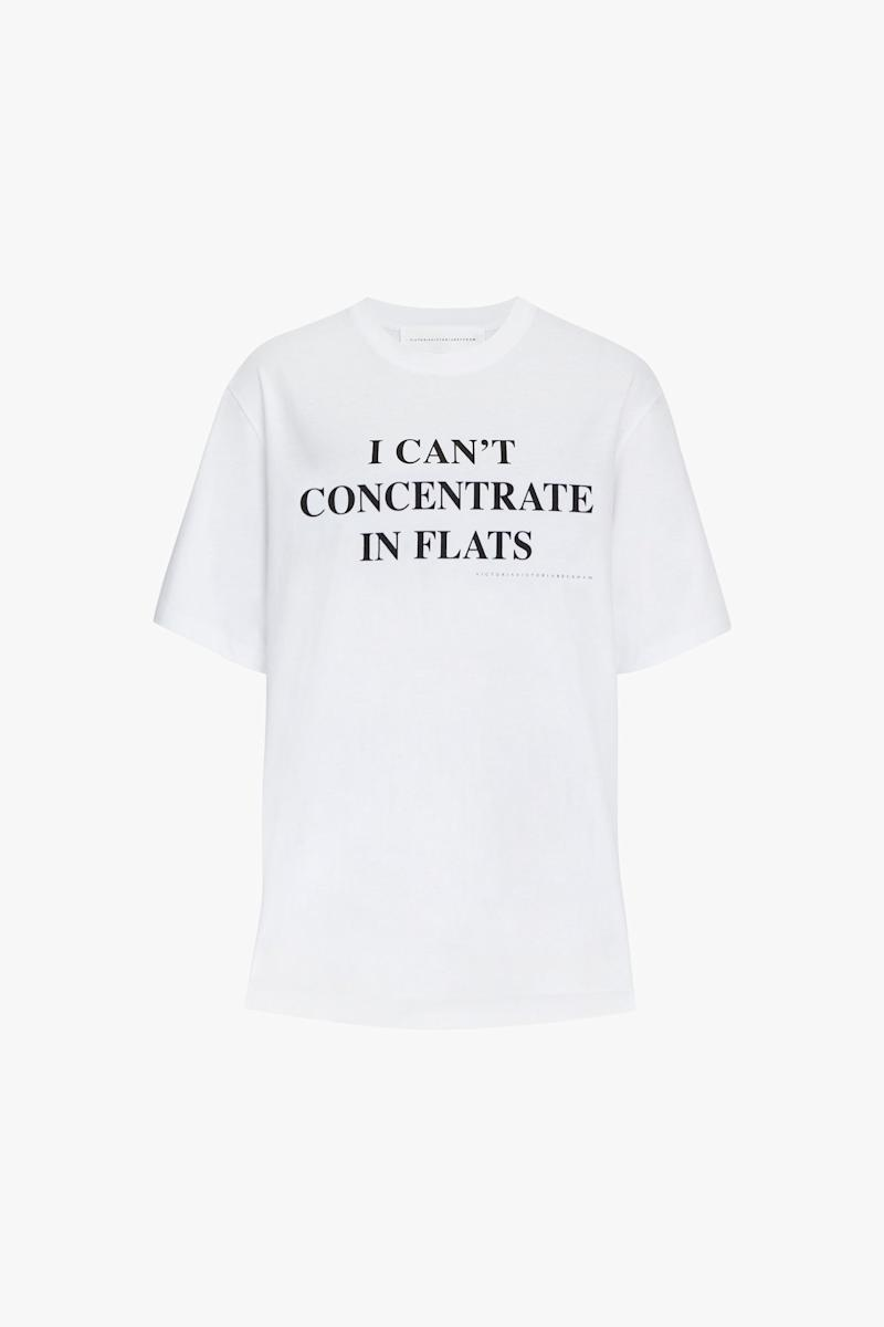 The Flats T-shirt costs £95. [Photo: Victoria Beckham]