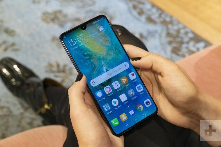 mate 20pro 20 20x y 20lite huawei hands on 5371