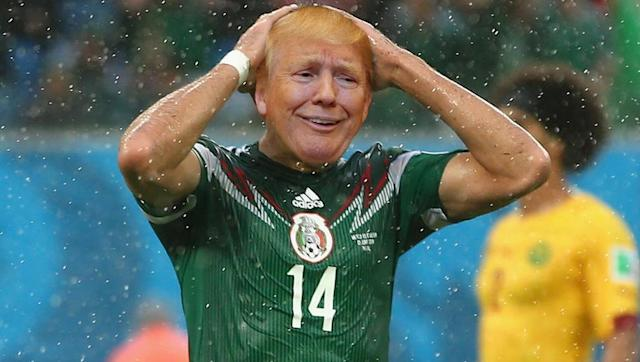 <p>Donald Trump has absolutely never heard of football. If he had, he'd hate it - too many foreigners, y'see. </p> <br><p>On the other hand...he does give the general impression of being someone who'd buy a football club as a vanity project; the Francesco Becchetti, Massimo Cellino, Berlusconi type who takes the club and runs it into the ground while insisting that none of the problems are his fault in any way, shape or form. </p> <br><p>He won't be doing that at a football club though. Because he's got an entire country to do it with instead. Small mercies. </p> <br><p>Football vibe: 4/10. Build that five-man wall.</p>