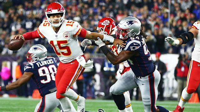 The Kansas City Chiefs' winning start to the season ended on Sunday and Patrick Mahomes identified where they must improve.