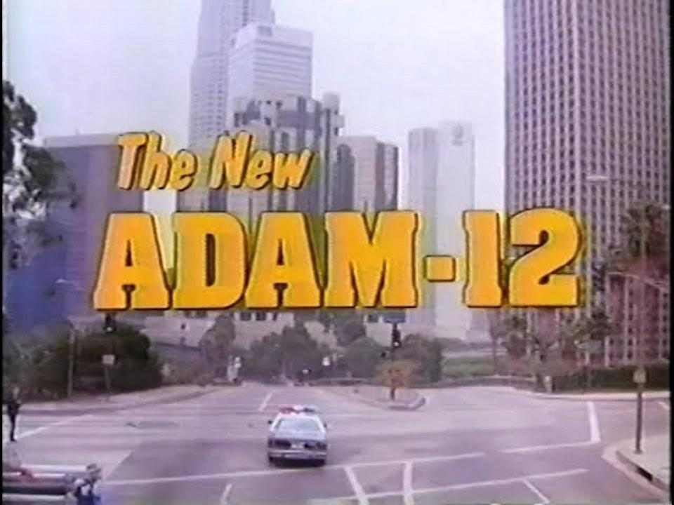 the new adam-12 opening titles