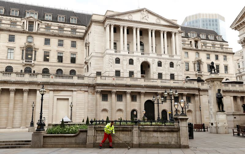 Bank of England eases rules for credit unions during pandemic