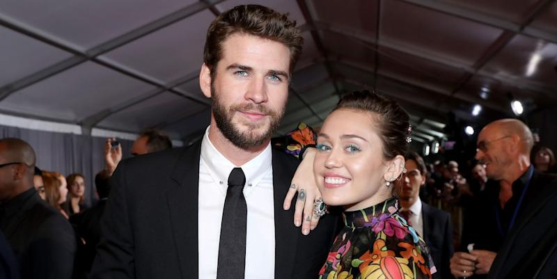 Liam Hemsworth is 'rebuilding' following Miley Cyrus split