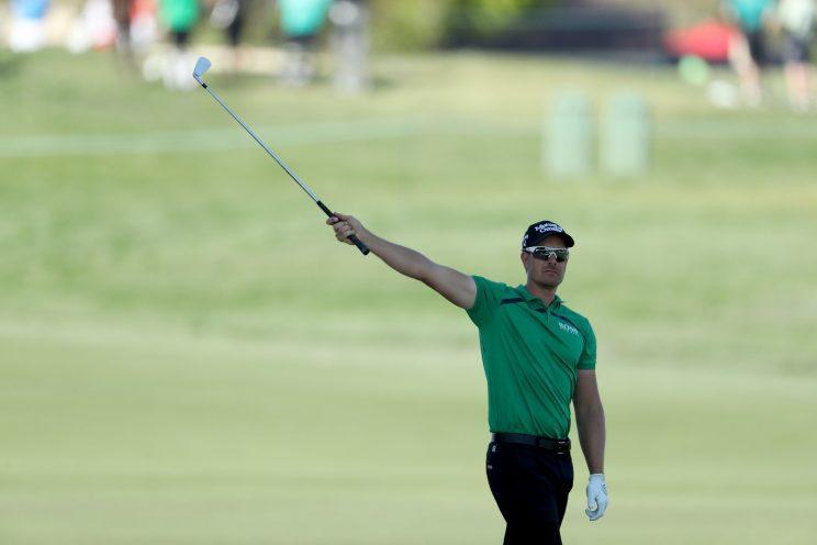 Henrik Stenson didn't have a great afternoon at Bay Hill. (Getty Images)