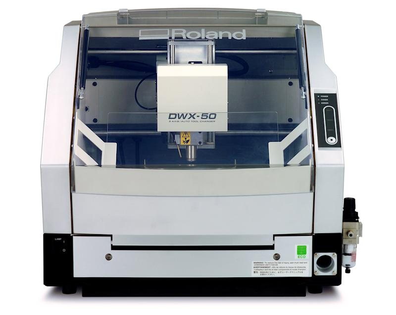 Roland DWX-50 Dental Mill Approved for 3M ESPE Lava(TM