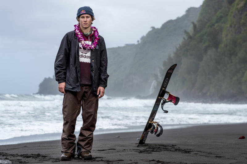 Making waves: Maui snowboarder eyes Olympics in South Korea