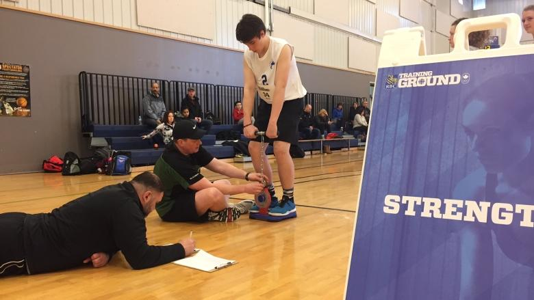 Dreams of gold: Olympic hopefuls gather in St. John's for RBC Training Ground