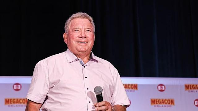 William Shatner will fly to space