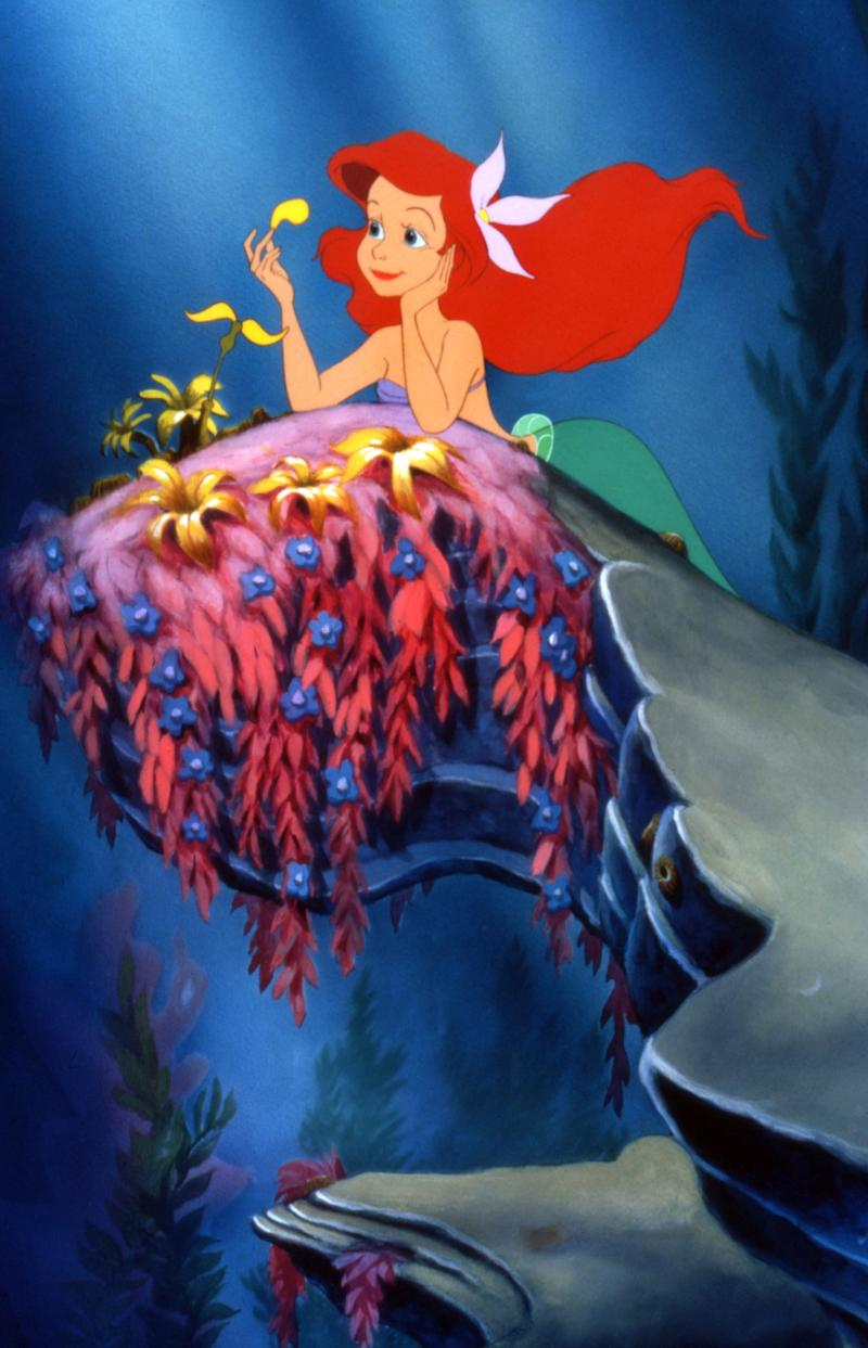 The Little Mermaid remains one of Disney's most popular films (Photo: Moviestore/Shutterstock)