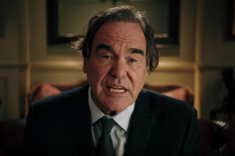 'Snowden' director Oliver Stone will scare you into turning off your phone with new PSA