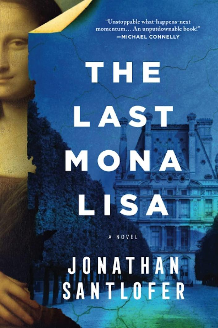 """<p>Inspired by the real theft of the """"Mona Lisa"""" in 1911, <span><strong>The Last Mona Lisa</strong></span> by Jonathan Santlofer is a thrilling mystery set against the backdrop of the world of fine art. Art professor Luke Perrone is in a unique position to discover what happened to the """"Mona Lisa"""" during the two years the painting was missing. This is because he happens to be a descendant of the man who stole it! With the help of a detective, Luke is determined to uncover the truth, even if it means putting himself in danger. </p> <p><em>Out Aug. 17</em></p>"""