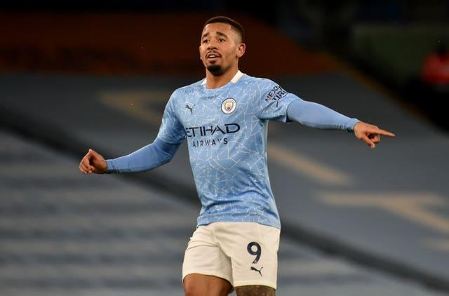 Guardiola expects plenty more goals from Gabriel Jesus in future
