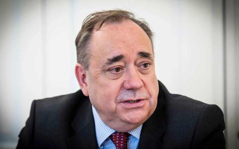 Alex Salmond is due to appear in the coming weeks - John Nguyen/JNVisuals