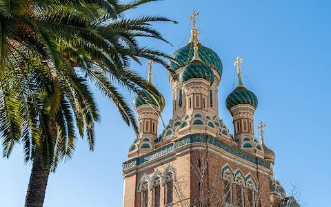 Russian cathedral, Nice - Credit: Leonid Andronov/Leonid Andronov