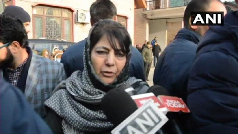 Mehbooba Mufti Says 'Pakistan Isn't Preserving Nukes For Eid Either' After PM Narendra Modi's 'Nuclear Bomb For Diwali' Remark at Election Rally